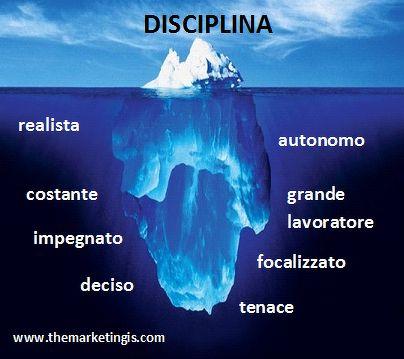 Il leader ha una disciplina #themarketingis