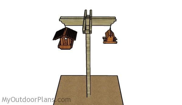 243 Best Images About Outdoor Plans On Pinterest Workshop Wooden Playhouse And