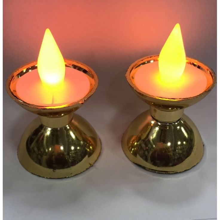 Led Light Diya(Set Of 2 Pcs)! Shop now: https://ealpha.com/home-decor-furnishing/diya-set-of-2-pcs/11552 COD Available* Free shipping* you can whatsapp us at +91-9300002732 for price or see more products.
