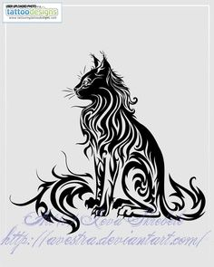 As an ancient symbolic Celtic animal, the cat represents the guardian of the Otherworld (or Underworld, depending which texts you read from various regions). Stoic, silent and mysterious, cats fit the bill of Otherworld guardians quite well. They keep the secrets of the Otherworld eternally to themselves, as they gaze with guile upon a world that does not see or understand the depth of their knowledge. http://www.whats-your-sign.com/cat-animal-symbolism.html