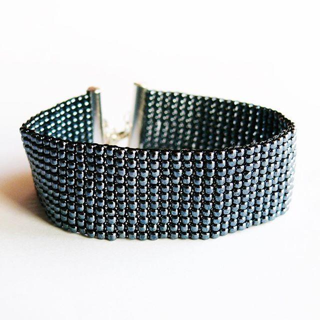 #jewellery #mobihandmade #DIY #bracelet #beading #bransoletkanakrośnie