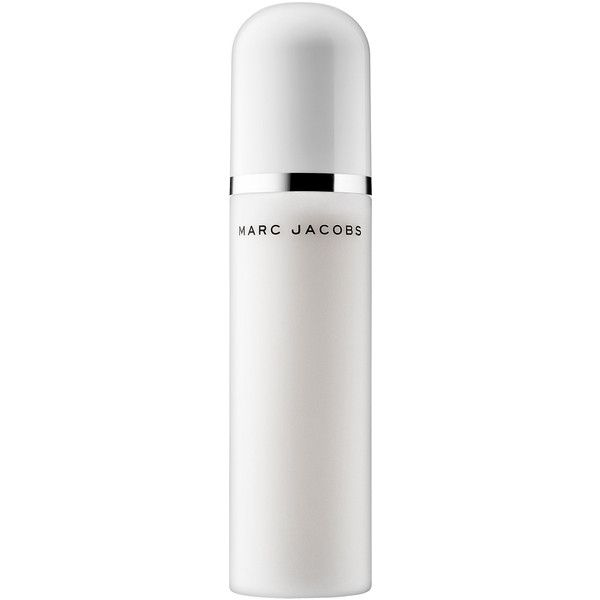 Marc Jacobs Beauty Re(cover) Perfecting Coconut Setting Mist (350 SEK) ❤ liked on Polyvore featuring beauty products, makeup, face makeup, marc jacobs cosmetics, marc jacobs, spray makeup and marc jacobs makeup