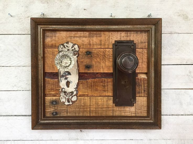 25 best Door Knob Coat Racks images on Pinterest | Rustic ...