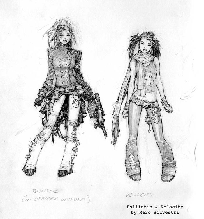Ballistic Character Design Pdf : Best team cyberforce images on pinterest geek nerd