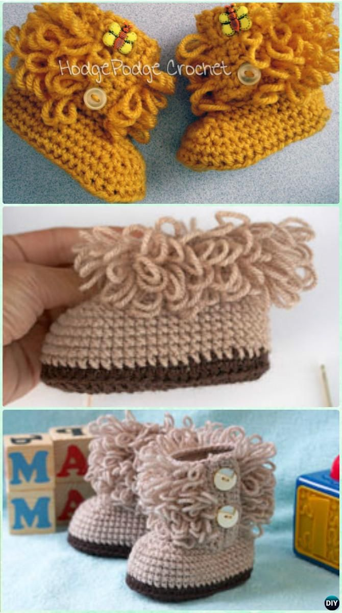 Best 25 crochet baby boots ideas on pinterest crochet baby crochet ankle high baby booties free patterns bankloansurffo Choice Image