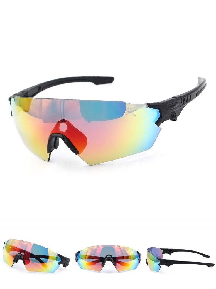 [Visit to Buy] Oculos Masculino Gafas Ciclismo Oculos Polarizado Polarized Outdoor Glasses Anti - Ultraviolet Night Lightening Lenses Goldfish  #Advertisement