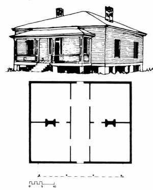 22 best pole barn info images on pinterest pole barns for Dogtrot modular homes