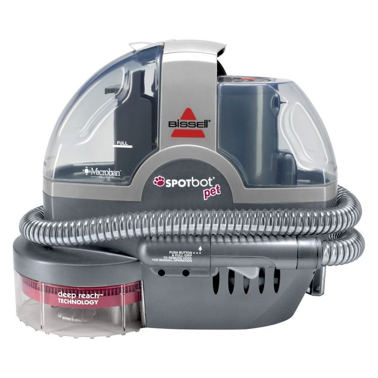 Bissell SpotBot Portable Hand Held Pet Carpet Cleaner 33N8-A - 33N8-A