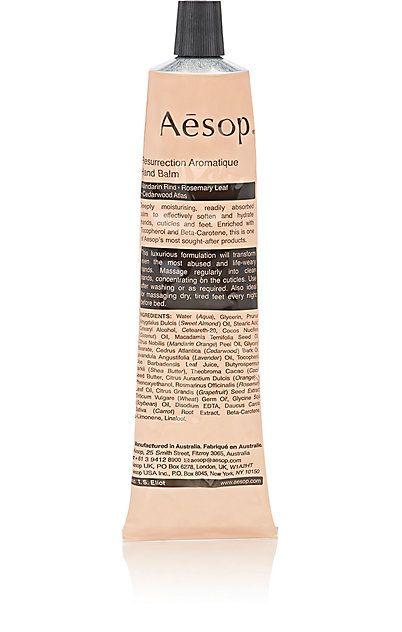 Aesop Resurrection Aromatique Hand Balm - Travel Size - Lotions - 500968564