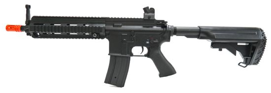 Refurbished Electric Jing Gong HK416 Rifle FPS-420 Airsoft Gun