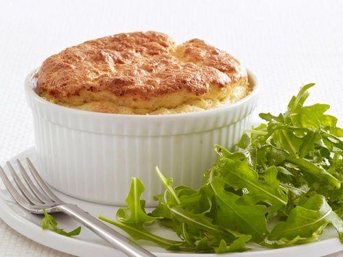 Кукурузное суфле с сыром - Кулинарный портал