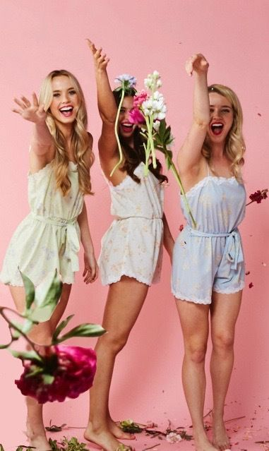 Gatsby Bridesmaid Rompers ~ Set of 7 - Love Ophelia