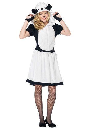 teen girl halloween costumes 2013 | Pretty Panda Teen Girls Costume - Animal Costumes, Kids Costumes