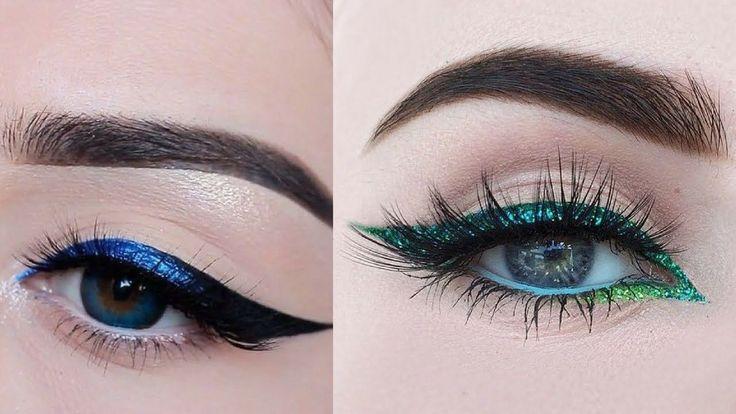 Eyeshadow Tutorial For Beginners | Quick and Easy Makeup Look #3 #eyeshadowslook...