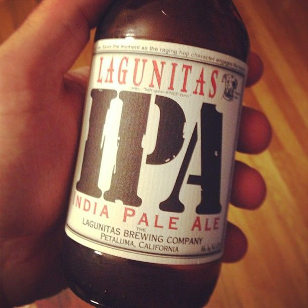 This is so delicious and slammable it isn't funny. Their branding seems to me to be a bit left field, but so far their beers a smack bang in the middle of perfection. Wherever that is. #lagunitas #ipa #goodbeer #goodbeerinhand #sanfran #Awesome #beer #beernerd #beerwanker #beerstagram #instabeer #craftbeer #craftbrew