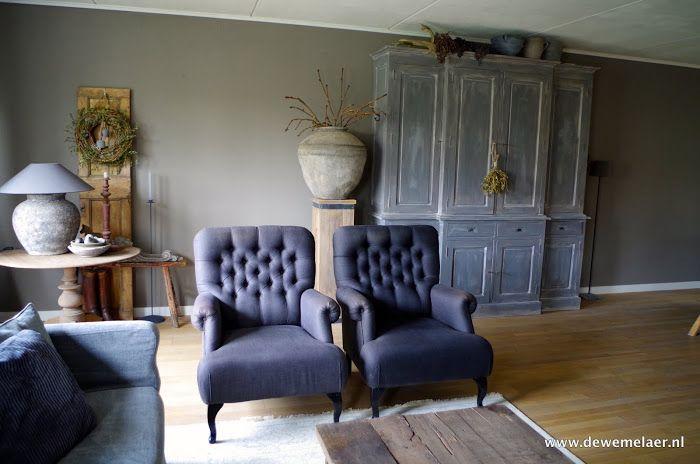89 beste afbeeldingen over woonkamer ideeen op pinterest huiskamers muurkleuren en tv - Ideeen kleuren lounge ...