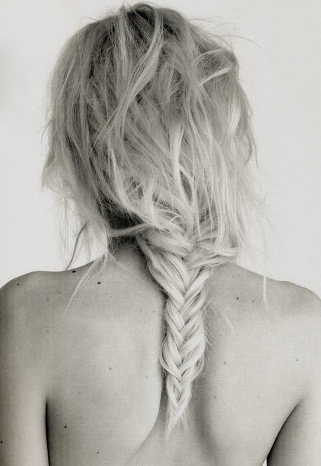 Fishtailed.