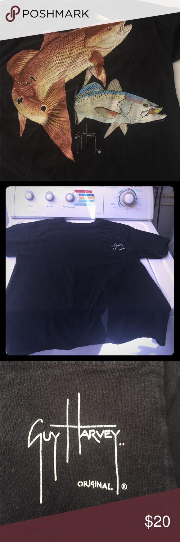Great guy Harvey shirt!! Super sexy on and looks good Guy Harvey Shirts Tees - Short Sleeve