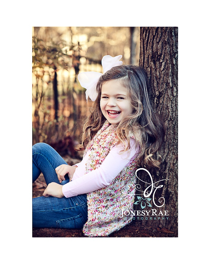adorable 4 year old!