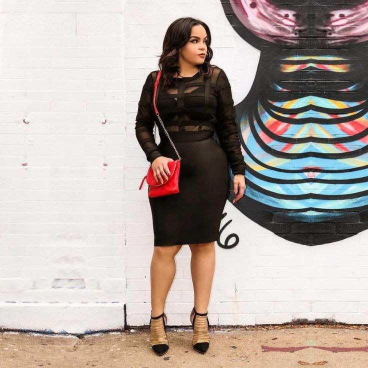 66 Gorgeous Stunning Plus Size Dresses To Flatter Your Persona