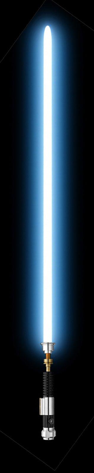 Obi-Wan's Lightsaber.