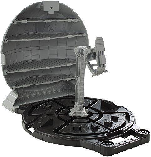 Mattel Hot Wheels CGN73 – Star Wars naves espaciales set de juego portátil