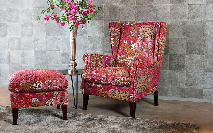 """De """"Dickens Collection"""" is een hoogwaardige meubelcollectie die geïnspireerd is door de rijke Engelse meubeltraditie."""