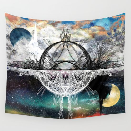 Buy TwoWorldsofDesign Wall Tapestry by J.Lauren . Worldwide shipping available at Society6.com. Just one of millions of high quality products available.