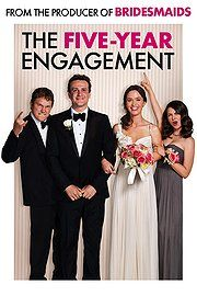 The Five-Year Engagement - Rotten Tomatoes - catch this one on Netflix? - worth a try, its aJudd Apptow movie