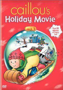 Amazon.com: Caillou's Holiday Movie