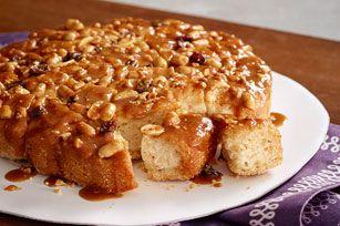 Peanut Butter Monkey Bread