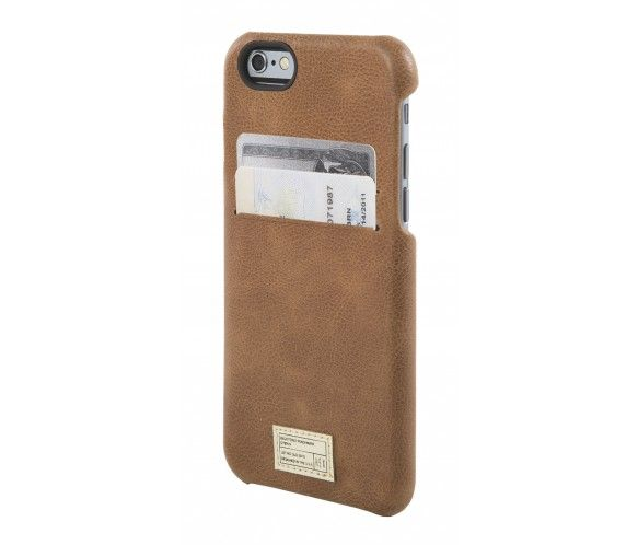 Solo Wallet for iPhone 6 Brown Leather - iPhone 6