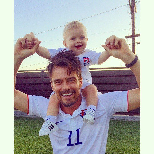 Pin for Later: 52 Celebrity Families You Should Follow on Instagram Fergie and Josh Duhamel The singer and actress show off their adorable son, Axl Duhamel, in all sorts of cute getups. Follow Fergie: Fergie Follow Josh: joshduhamel