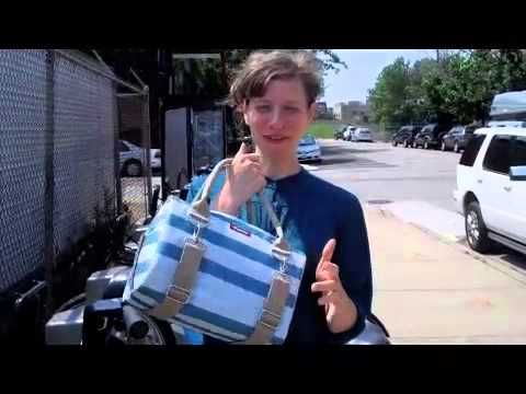 Q&A: Which Po Campo bags work with bike share bikes? - YouTube