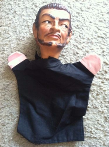 Bible - Judas 1960's Hand Puppet