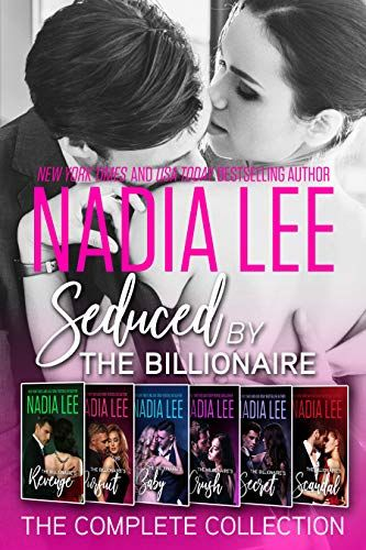 Seduced by the Billionaire Complete Series by Nadia Lee