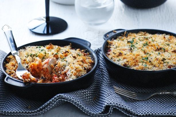 Try our version of the French classic with this tasty tuna cassoulet.