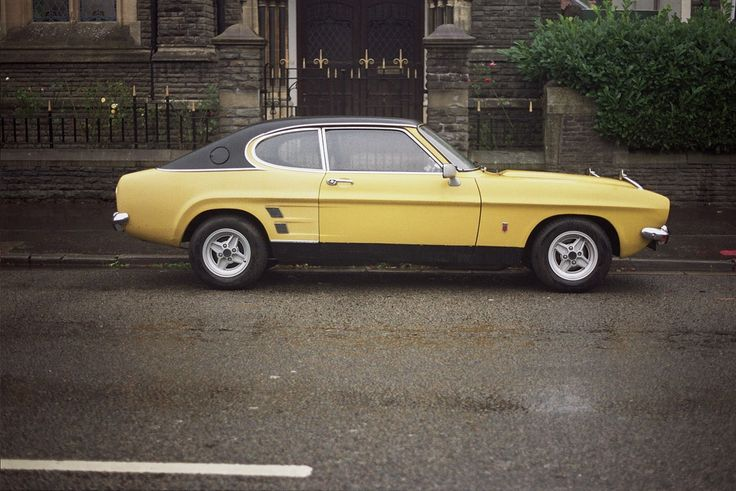 Ford Capri https://plus.google.com/+JohnPruittMotorCompanyMurrayville/posts