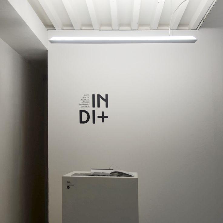 Indirect Lighting INDI+ / Design by : Matúš Opálka (OPALKA DESIGN) /  For company : HALLA