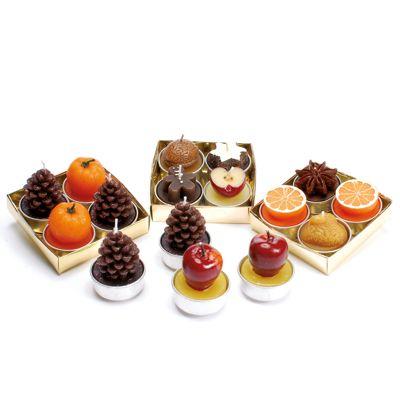 Portocale, mere, conuri, stelute...aromele preferate pentru iarna aceasta: http://www.fungift.ro/magazin-online-cadouri/Lumanari-aroma-Craciunului-p-18655-c-276-p.html