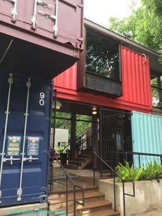 17 best ideas about container restaurant on pinterest container shop kiosk and container bar - Container homes portland oregon ...