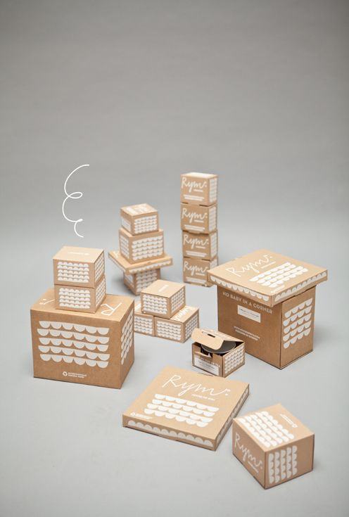 packaging / fia miari.  via @Emma Zangs Zangs Robertson