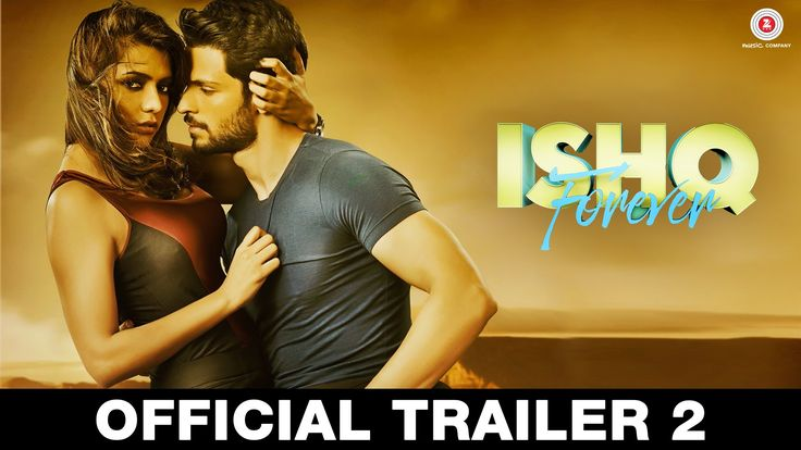 Ishq Forever - Official Trailer 2 | Krishna Chaturvedi & Ruhi Singh