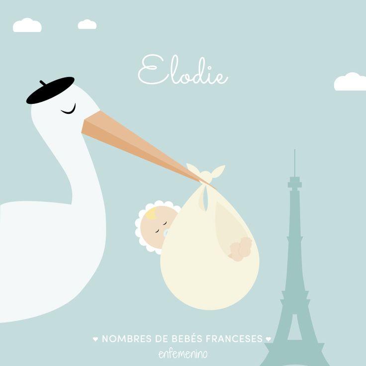 #Nombres franceses para #bebés y sus significados #babynames #baby #cute #babyshower