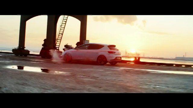 Seat Cupra: Extreme simulator - DLKW Lowe, UK