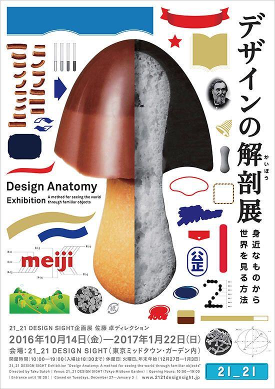 21_21 DESIGN SIGHT - 企画展「デザインの解剖展: 身近なものから世界を見る方法」 - 開催概要