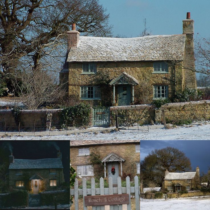 The Holiday's Rosehill Cottage, Surrey, England
