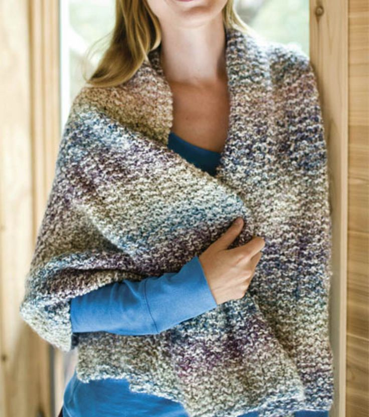 Homespun Yarn Knitting Patterns : Pin by Bev Stout-Cutberth on Knit COWLS & SCARVES Pinterest
