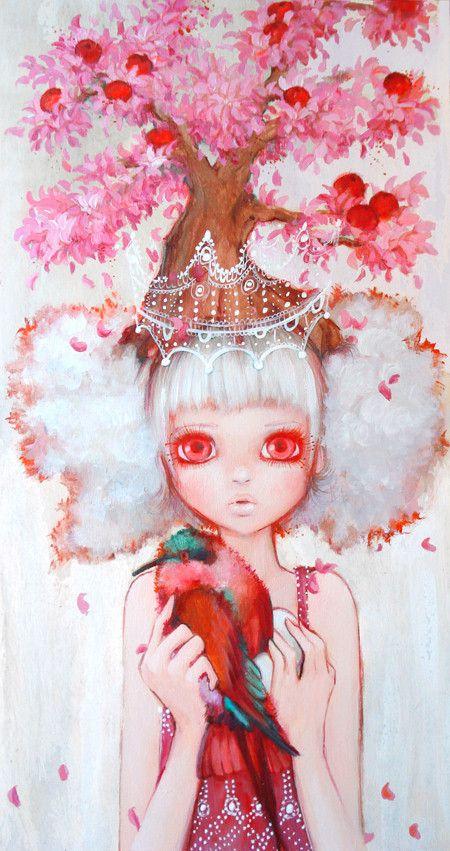 Camilla D'errico, Apple Tree Princess