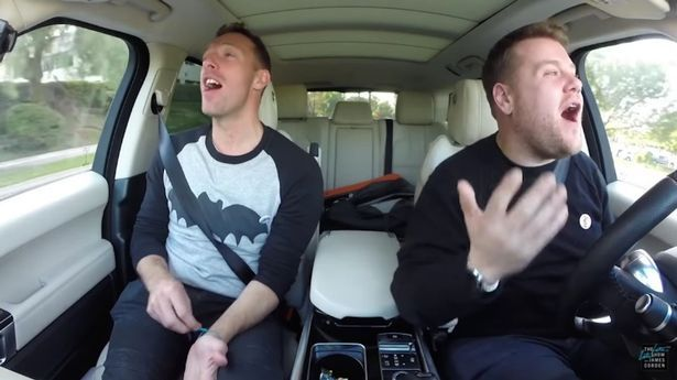 James Corden To Host Tony's In June, Reveals 'Carpool Karaoke' With Chris Martin - http://www.morningnewsusa.com/james-corden-host-tonys-june-reveals-carpool-karaoke-chris-martin-2355648.html